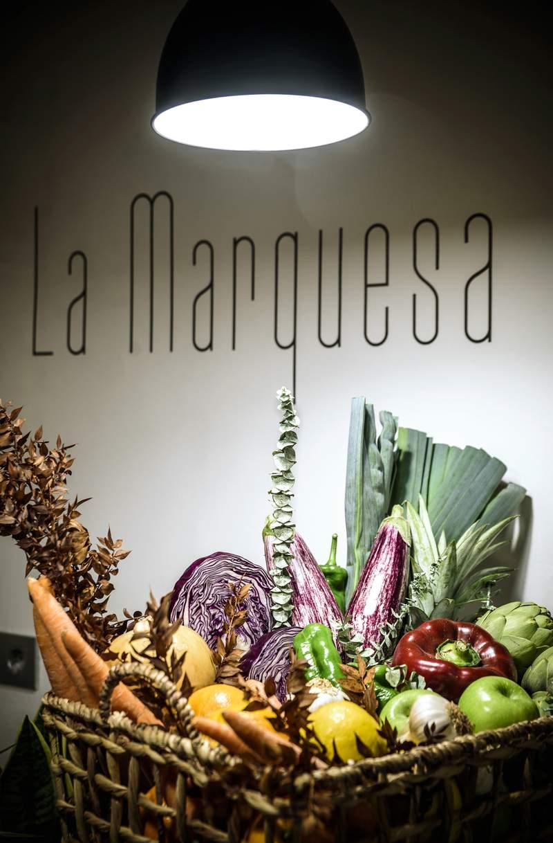 Restaurante La Marquesa Benicàssim (www.lamarquesabenicassim.com), C/ Els Dolors, 4 12560 Benicàssim (Castellón)